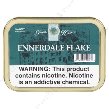 "Gawith Hoggarth & Co. ""Ennerdale Flake"" 50g Tin"