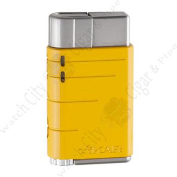 "Xikar ""Linea"" Single Lighter (Electric Yellow)"