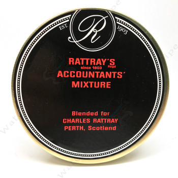 "Rattray's ""Accountant's Mixture"" 1.75 oz Tin"