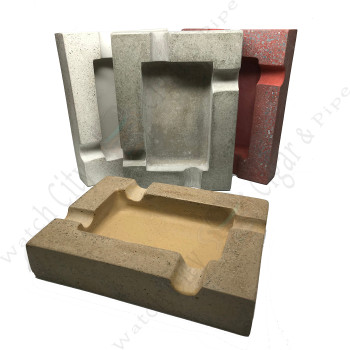 Artisan Concrete Ashtrays