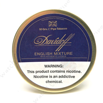"Davidoff ""English Mixture"" 50g"