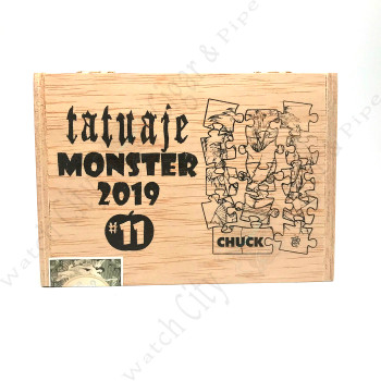 "Tatuaje Monster Series 2019 #11 ""The Chuck"" 5 7/8 x 52"