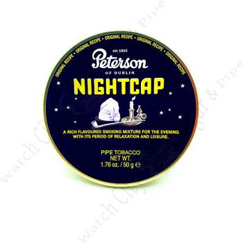 "Peterson ""Nightcap"" 50g Tin"