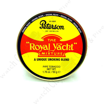 "Peterson ""Royal Yacht"" 50g Tin"