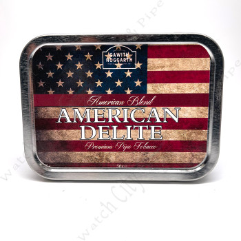 """Gawith Hoggarth & Co. """"American Delight"""" 50g Tin"""