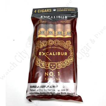 Excalibur #1 4-Pack