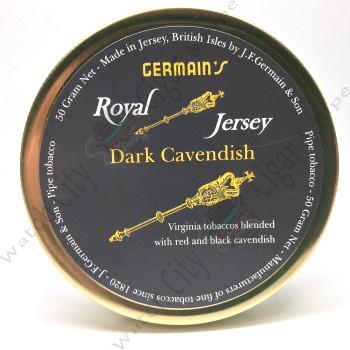 "Germain's Royal Jersey ""Dark Cavendish"" 50g Tin"