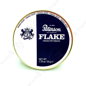 "Peterson ""Flake"" 50g Tin"