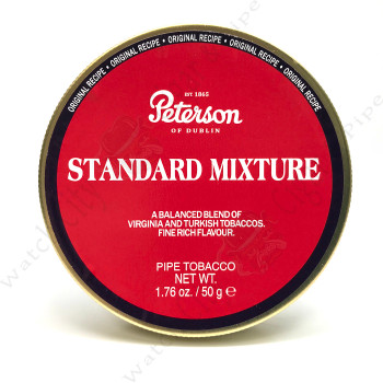 "Peterson ""Standard Mixture"" 50g Tin"