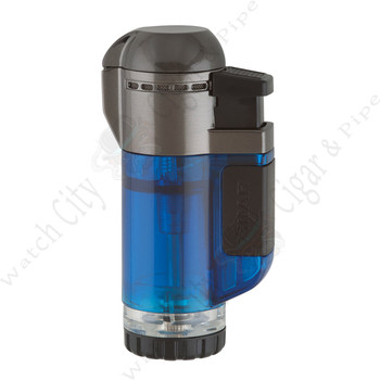 "Xikar ""Tech"" Single Lighter (Blue)"
