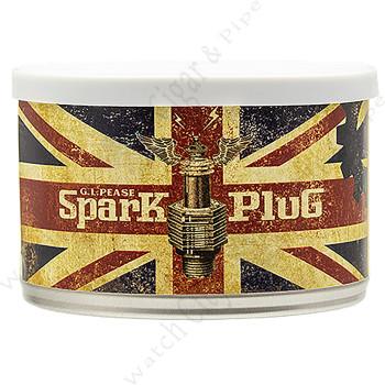 "G.L. Pease ""Spark Plug"""" 2 oz Tin"