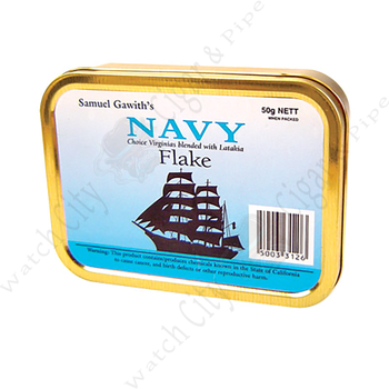 "Samuel Gawith ""Navy Flake"""