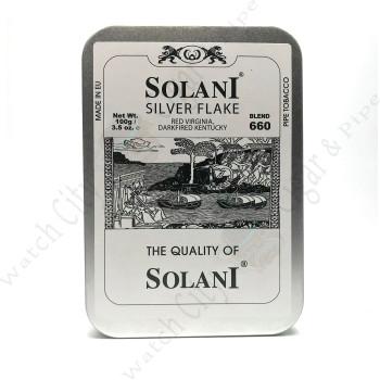 """Solani """"Blend 660 Silver Flake"""" 100g Tin"""