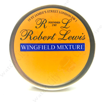 "Robert Lewis ""Wingfield Mixture"" 50g Tin"