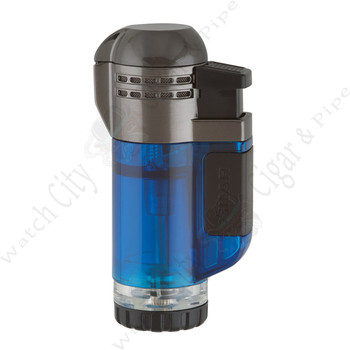 "Xikar ""Tech"" Double Lighter (Blue)"