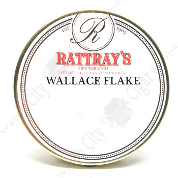 "Rattray's ""Wallace Flake"" 50g Tin"
