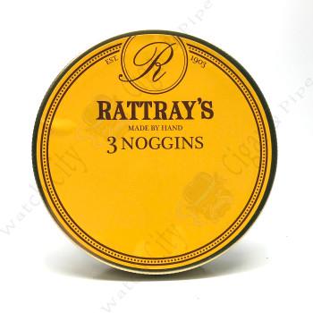 """Rattray's """"3 Noggins"""" 50g tin"""