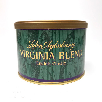 "John Aylesbury ""Virginia Blend (English)"" 100gr Tin"