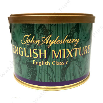 "John Aylesbury ""English Mixture"" 100gr Tin"