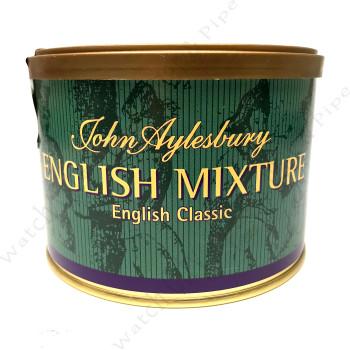 """John Aylesbury """"English Mixture"""" 100gr Tin"""