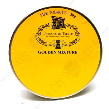 "Fribourg & Treyer ""Golden Mixture"" 50g Tin"