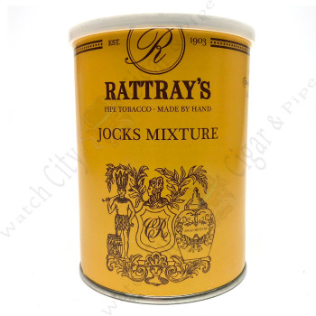 "Rattray's ""Jock's Mixture"" 100g tin"