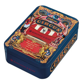 "Kohlhase & Kopp 2020 Limited Edition ""Circus"" 100gr tin"