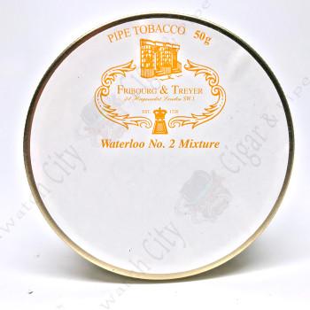 """Fribourg & Treyer """"Waterloo #2 Mixture"""" 50g Tin"""