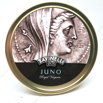 "Savinelli ""Juno"" Royal Virginia 50gr tin"