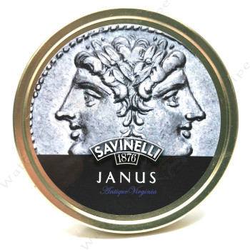 "Savinelli ""Janus"" Antique Virginia 50gr tin"