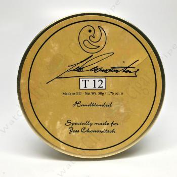 """Chonowitsch """"T12"""" 50g Tin"""