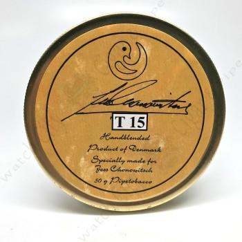 """Chonowitsch """"T15"""" 50g Tin"""