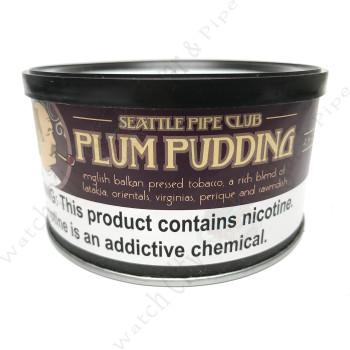 "SPC ""Plum Pudding"" 2 Ounce Tin"