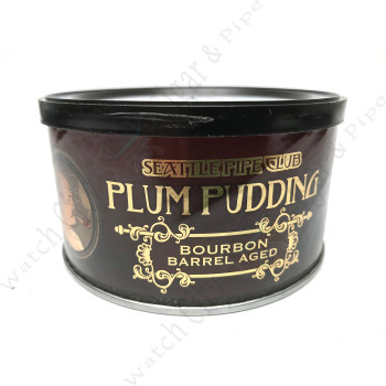 "SPC ""Plum Pudding Barrel Aged"" 2 Ounce Tin"