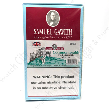 Samuel Gawith Commonwealth Mixture 250g Box