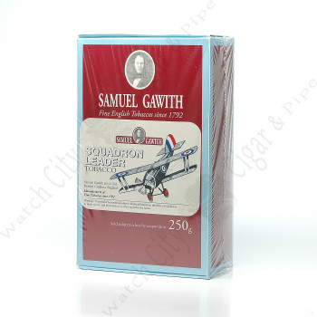 Samuel Gawith Squadron Leader 250g Box