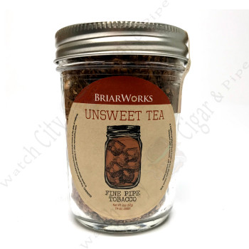 "Briarworks Tobacco ""Un-Sweet Tea"" 2 oz Mason Jar"