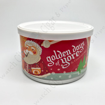 "Cornell & Diehl ""Golden Days of Yore"" 2oz Tin"