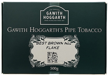 "Gawith  Hoggarth & Co. ""Best Brown Flake No. 2"""
