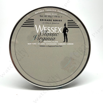 "Wessex Brigade Series ""Classic Virginia Flake"" 50g Tin"
