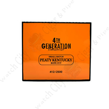 "4th Generation Small Batch 2020/2021 ""Peaty Kentucky Rope"" 1.75 oz Box"