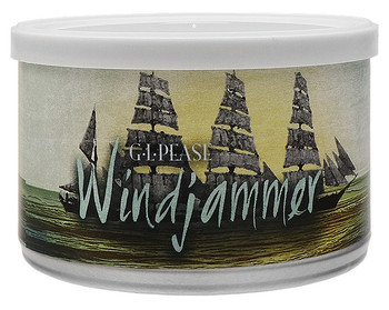 "G.L. Pease ""Windjammer"" 2 oz Tin"