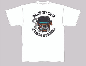 "Watch City ""Boston Nice"" TShirt"