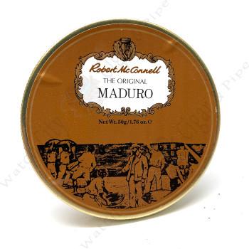 "Robert McConnell ""Maduro"" 50g Tin"