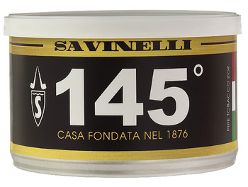 "Savinelli ""145"" (Limited Anniversary Blend 2021) 2 ounce tin"