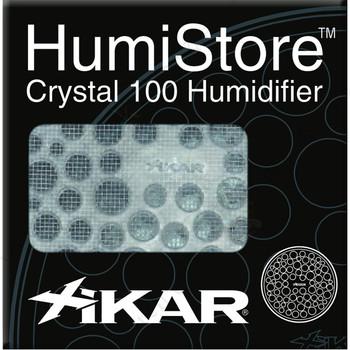 """Xikar """"Humistore Crystal 100"""" Humidifier"""