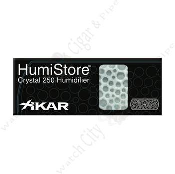 """Xikar """"Humistore Crystal 250"""" Humidifier"""