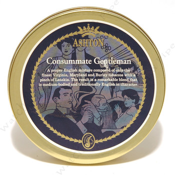 "Ashton ""Consummate Gentleman"" 1.75 oz Tin"