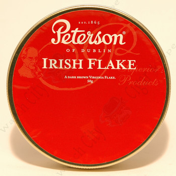"Peterson""Irish Flake"" 50g Tin"