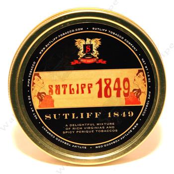"Sutliff ""1849 Mixture"" 1.75 oz Tin"